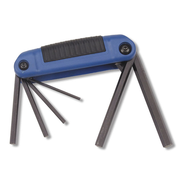 Allen wrench set metric