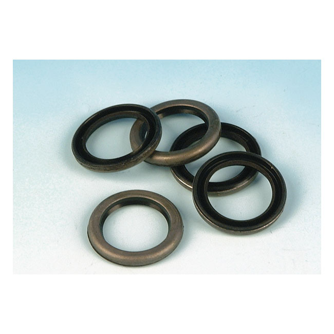 Oil pump seals