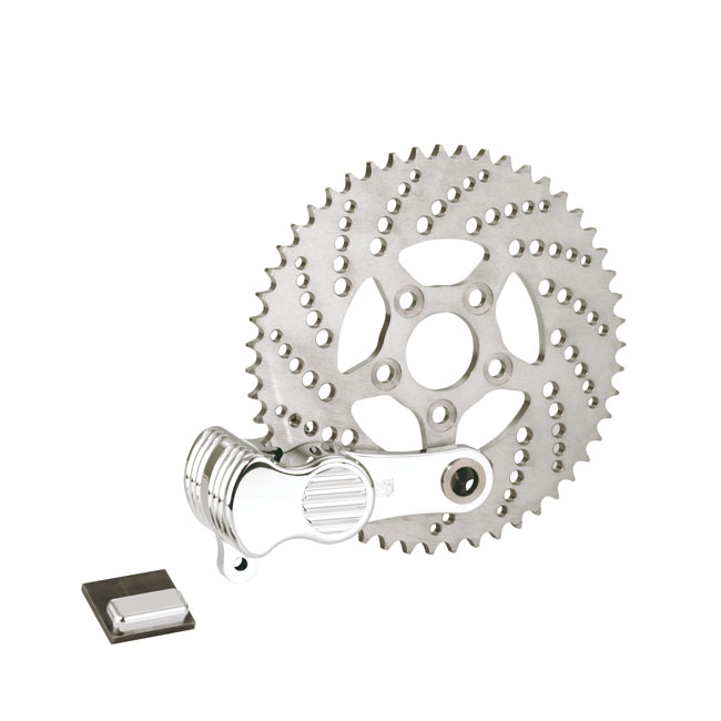 Sprocket brake kits