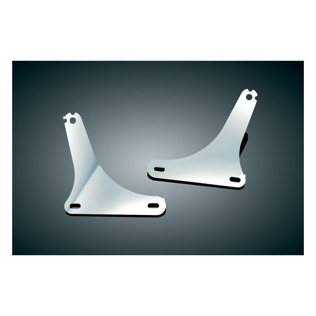 Backrests mount kits