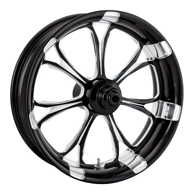 Rear wheels 18 inch