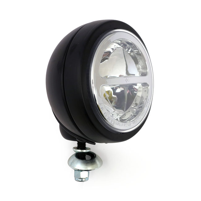 "4-1/2"" LED SPOTLAMP,bkr.mcsh.903661"