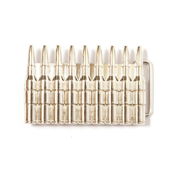 9 BULLETS BUCKLE,bkr.mcsh.545634