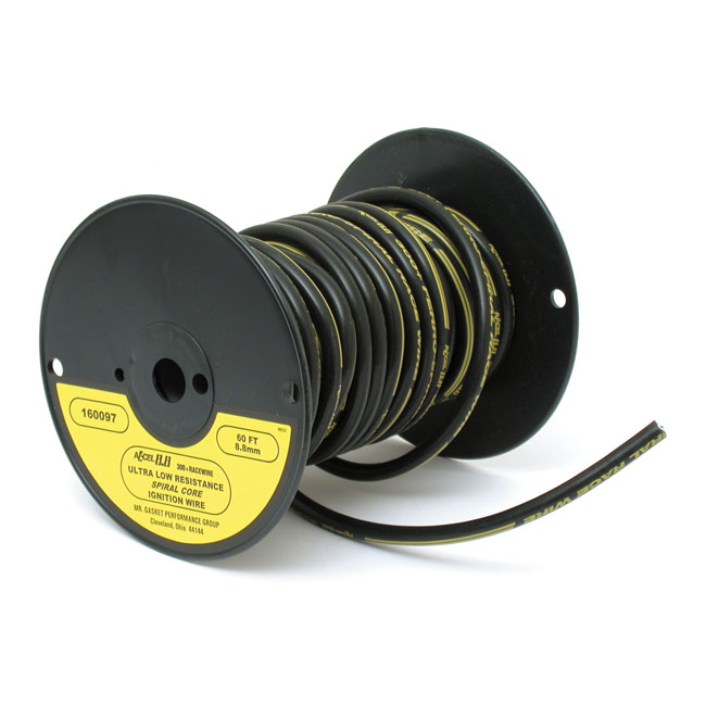 ACCEL 60FT BULK SPOOL WIRE, 300+ WIRE,bkr.mcsh.920271
