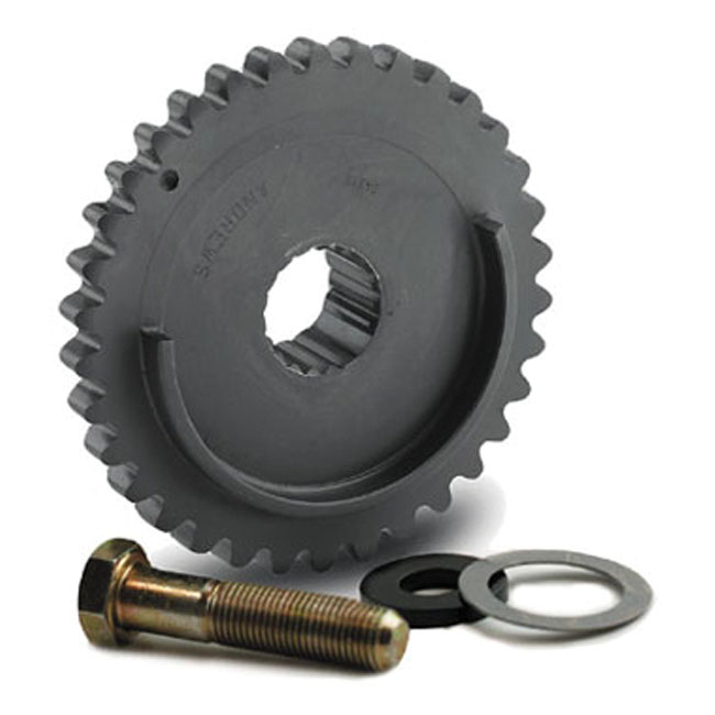 ANDREWS CAM DRIVEN GEAR, 34T,bkr.mcsh.503575