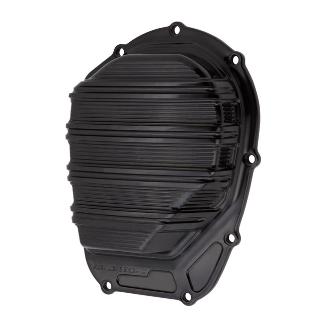 Arlen Ness 10-gauge cam cover all black,bkr.mcsh.590361