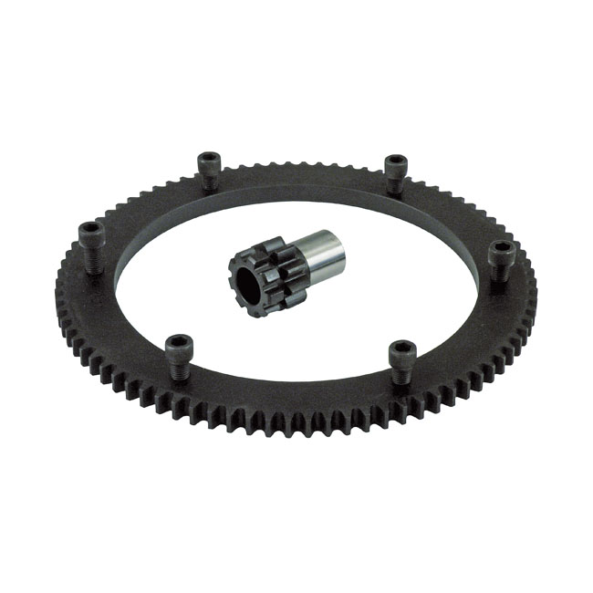 BARNETT STARTER RING GEAR CONVERSION,bkr.mcsh.570695