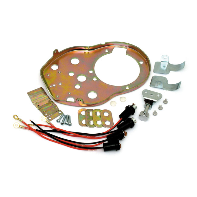 BASE PLATE MOUNT KIT, CATEYE DASH,bkr.mcsh.903575