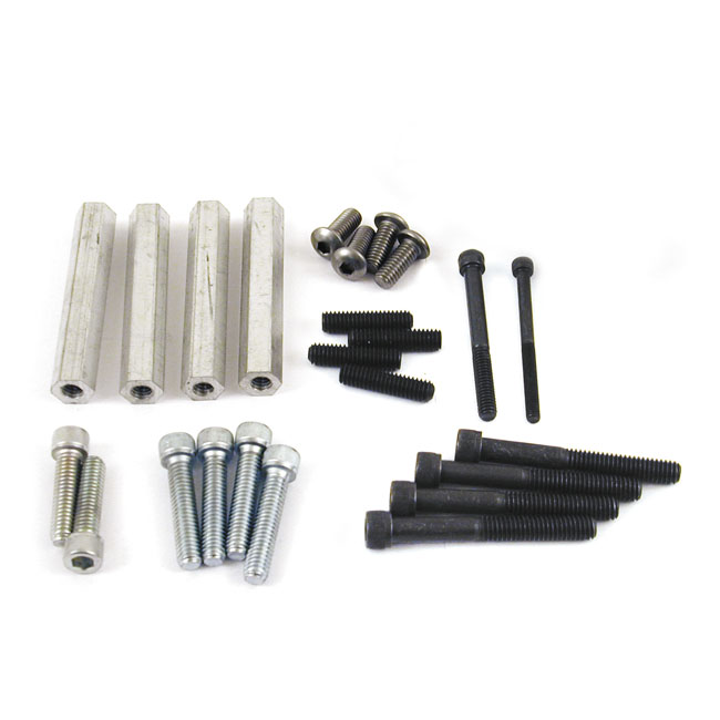 BDL MOUNT HARDWARE 3 INCH E-START KITS,bkr.mcsh.518642