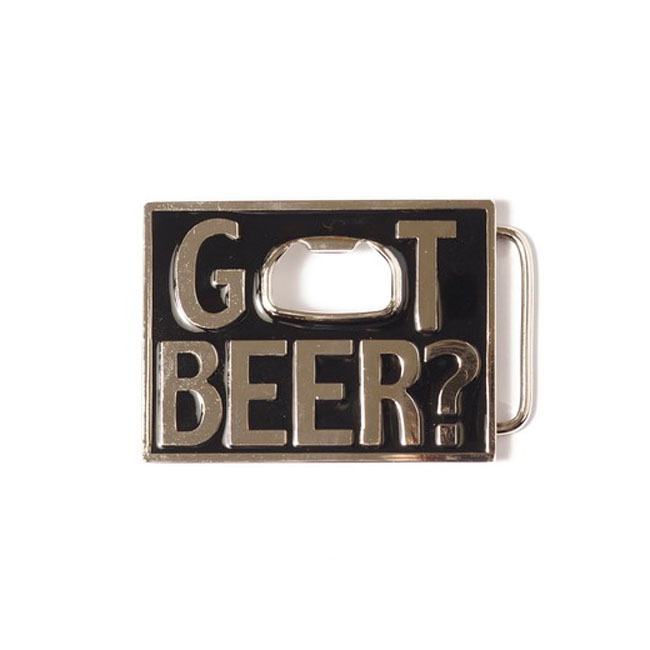 BEER WITH BOTTLE OPENER BUCKLE,bkr.mcsh.545633