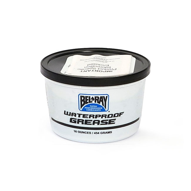 BEL-RAY WATERPROOF GREASE 400GR CAN,bkr.mcsh.912009