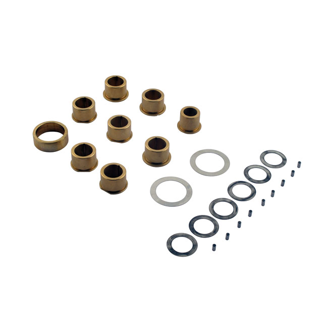 BUSHING KIT, CAM & GEAR SHAFT,bkr.mcsh.907133