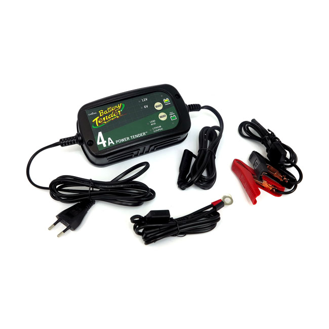 Battery Tender, selectable charger. Lithium & 12/6V,bkr.mcsh.905506