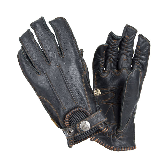 By City Second Skin gloves, black,bkr.mcsh.590614
