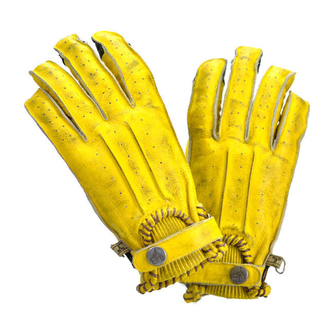 By City Second Skin gloves, yellow,bkr.mcsh.590626