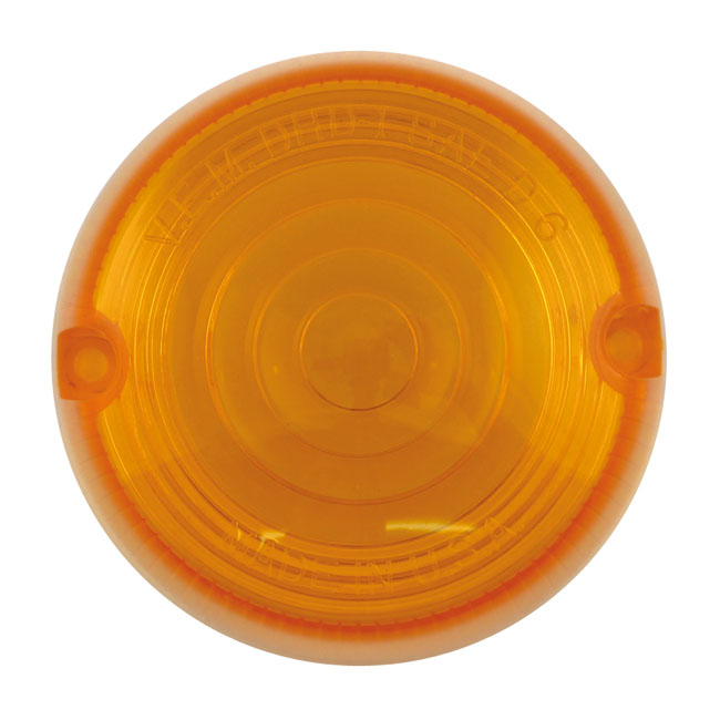 CHRIS TURN SIGNAL REPLACEMENT LENS,AMBER,bkr.mcsh.932061