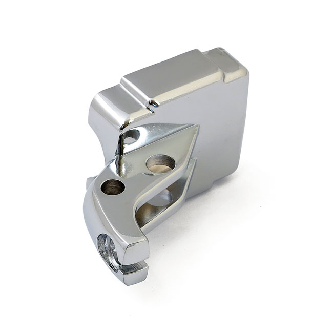 CHROME CLUTCH LEVER BRACKET,bkr.mcsh.515510