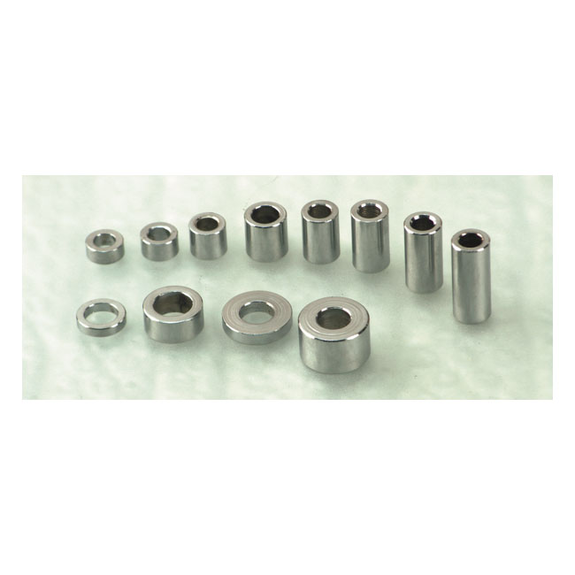 CHROME SPACERS,bkr.mcsh.501570