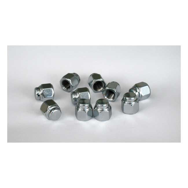 COLONY CAP NUTS 6MM (1.0),bkr.mcsh.989015