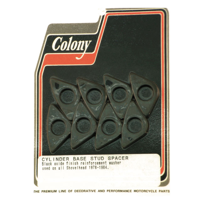 COLONY CYL BASE SPACERS,bkr.mcsh.513410