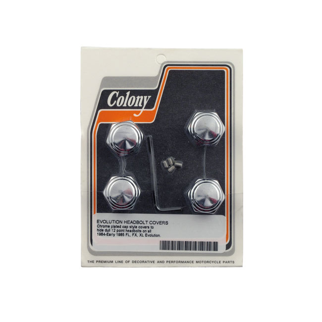 COLONY HEAD BOLT COVER KIT,bkr.mcsh.929064