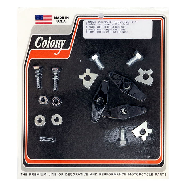 COLONY INNER 'TIN PRIMARY' MOUNT KIT,bkr.mcsh.929909