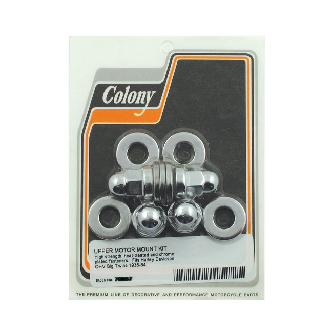 COLONY MOTOR MOUNT KIT, UPPER,bkr.mcsh.929050