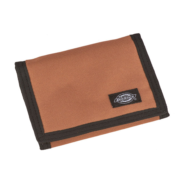 Dickies CRESENT BAY wallet brown duck,bkr.mcsh.571750