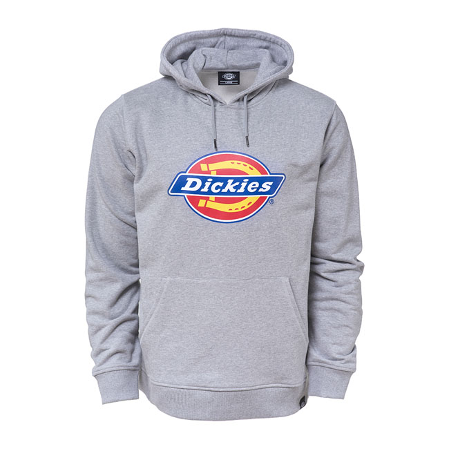 Dickies San Antonio ladies hoodie grey melange,bkr.mcsh.577171