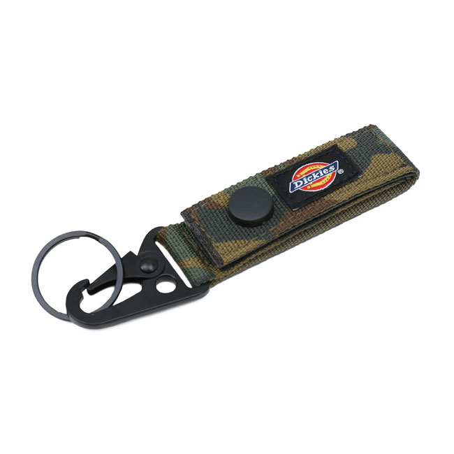 Dickies Webbing keychain camouflage,bkr.mcsh.588164