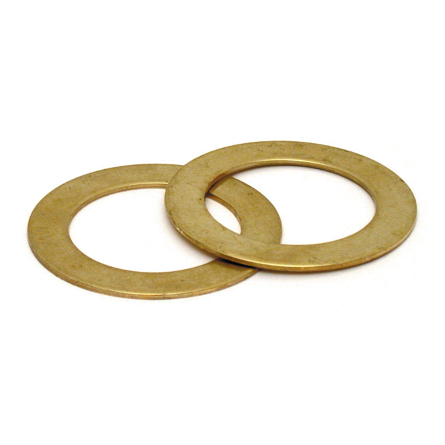 FLYWHEEL THRUST WASHERS, BRONZE,bkr.mcsh.515680