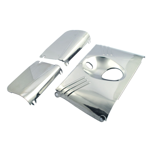FORK PANEL KIT, STAINLESS,bkr.mcsh.901200