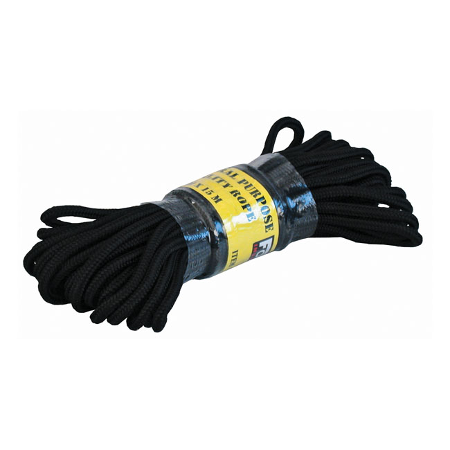FOSCO 7MM ROPE, 15METER,bkr.mcsh.545142