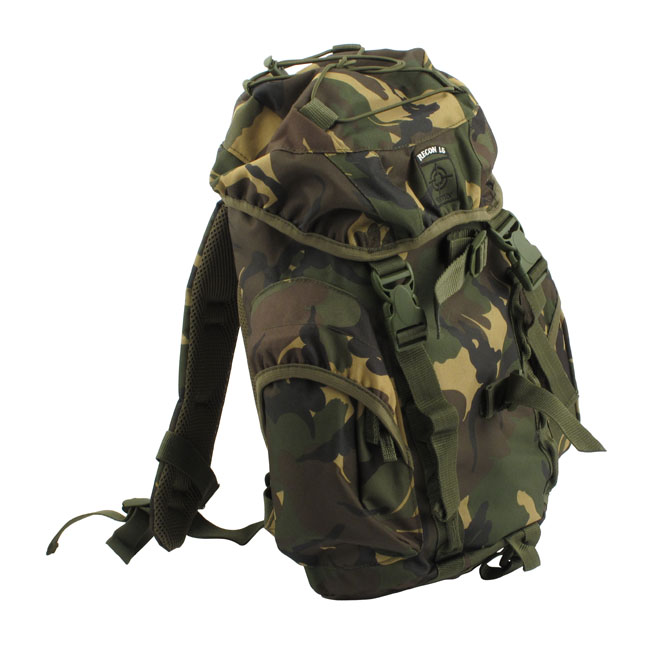 FOSTEX RECON BACKPACK, 15 LTR,bkr.mcsh.545330