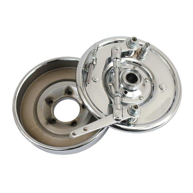 FRONT BRAKE DRUM KIT, DOUBLE CAM,bkr.mcsh.903801