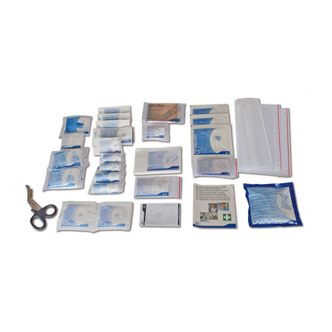 GM REFILL KIT, FIRST AID WALL CABINET,bkr.mcsh.536502