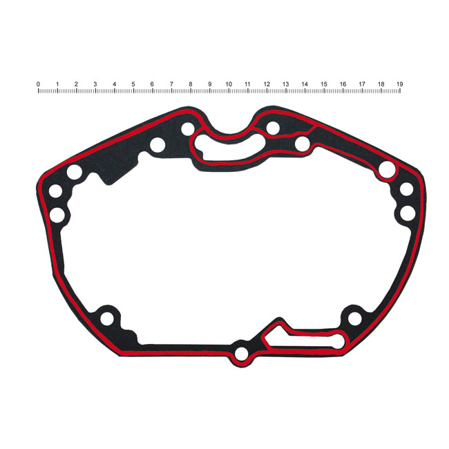JAMES CAM GEAR COVER GASKET,bkr.mcsh.526038