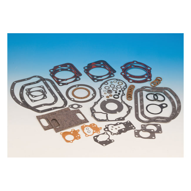 JAMES MOTOR GASKET SET,bkr.mcsh.526231