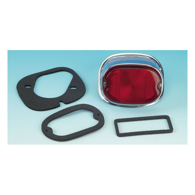 JAMES, TAILLIGHT GASKET SET,bkr.mcsh.526318