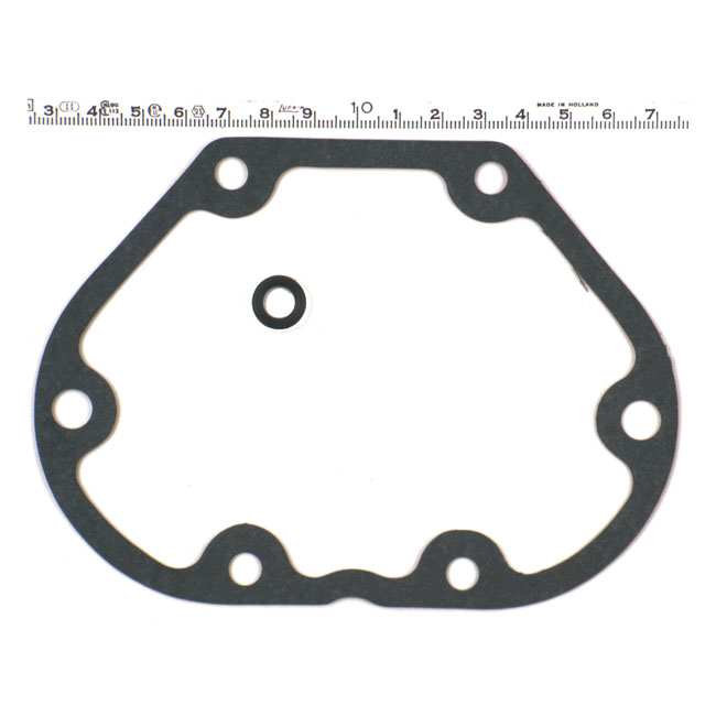 James, gasket transm. end cover,bkr.mcsh.901045