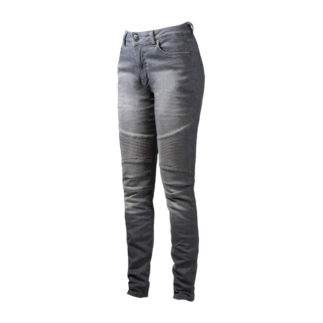 John Doe Betty Biker Jeans Light Grey,bkr.mcsh.574438