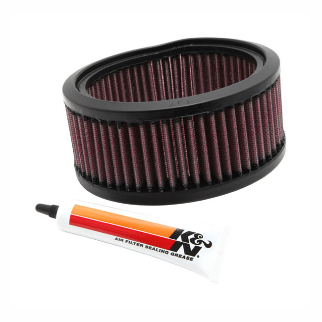 K&N air filter round,bkr.mcsh.573446