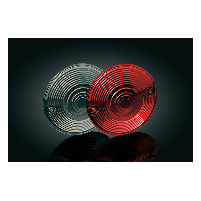 KURYAKYN TURN SIGNAL LENS SET, RED,bkr.mcsh.544407