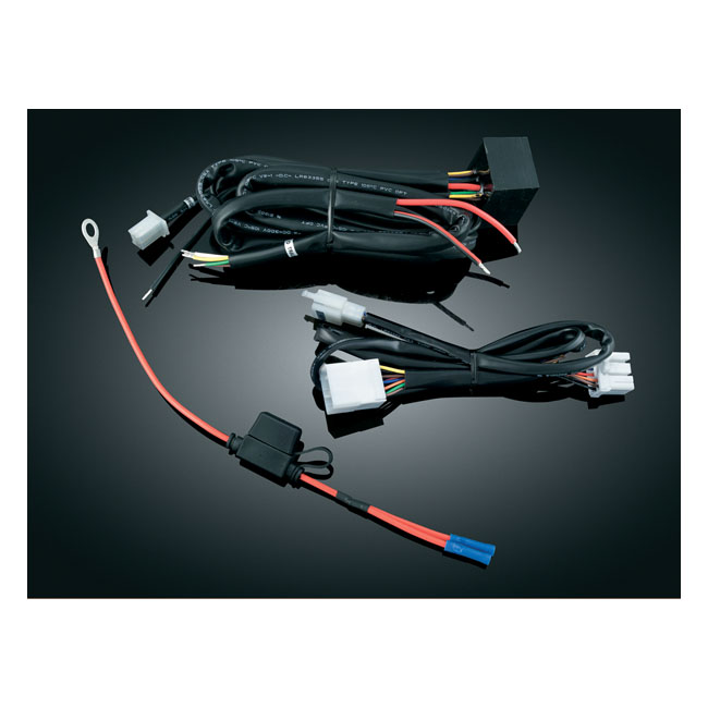 KURYKAYN TRAILER WIRING & RELAY HARNESS,bkr.mcsh.542685