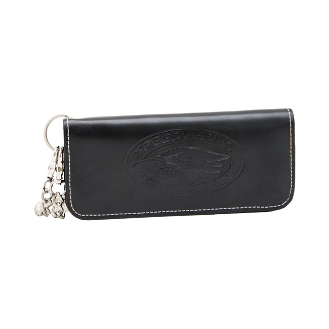 King Kerosin Speedfreak wallet black,bkr.mcsh.577945