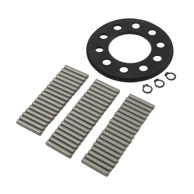 LONG ROLLER AND BEARING KIT,bkr.mcsh.911086