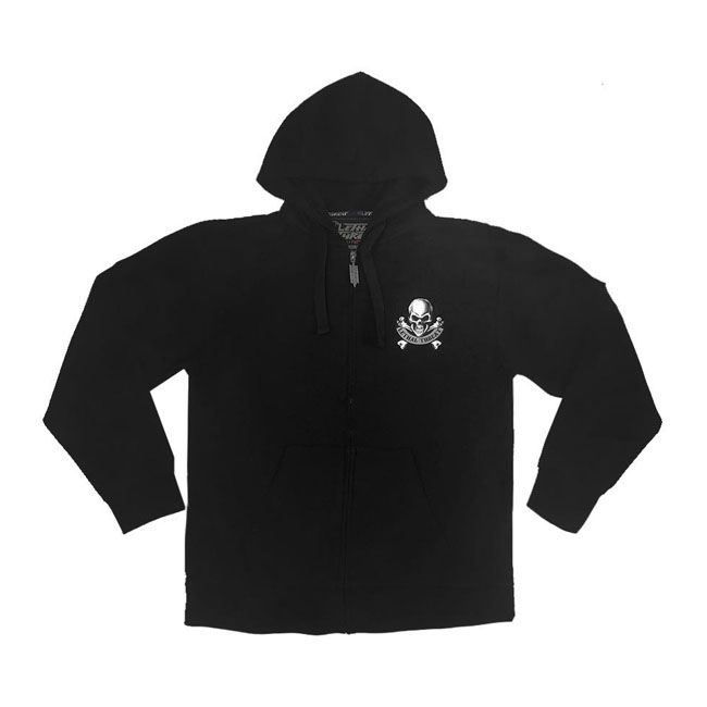 LT The Only Therapy hoodie black,bkr.mcsh.587399