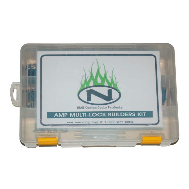 NAMZ MULTILOCK BUILDERS SHOP KIT,bkr.mcsh.548189