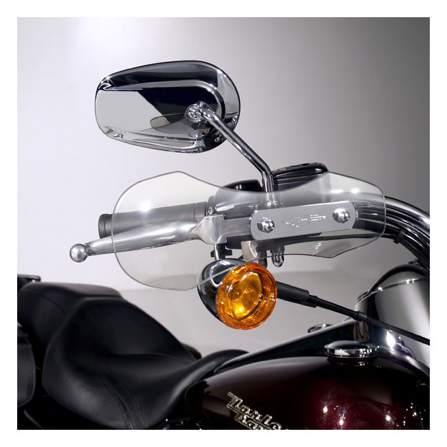 National Cycle, hand deflectors. Light tinted,bkr.mcsh.599179