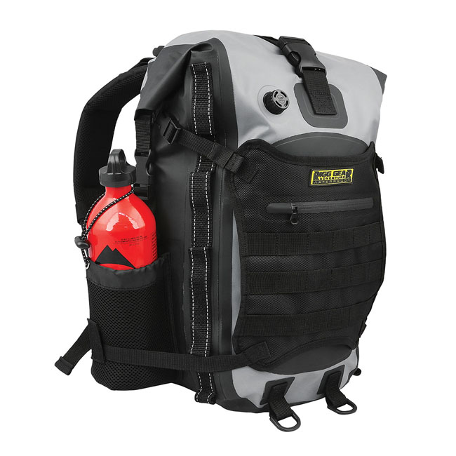 Nelson Rigg Hurricane waterproof back/tail pack 20L,bkr.mcsh.569223